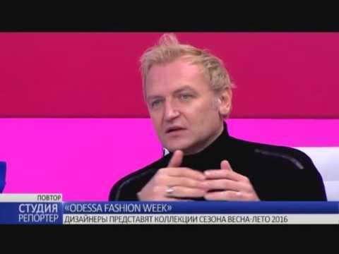Odessa Fashion Week -  Зарина Семенюк, Руслан Хвастов и Оксана Бальжик