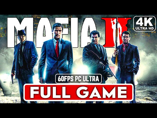 Mafia 2: Definitive Edition (2020) (видео)