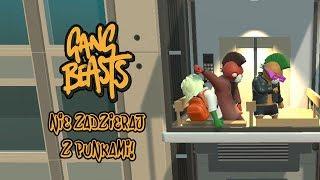 Nie zadzieraj z PUNKAMI! Gang Beasts z Ekipą! /#Flarek