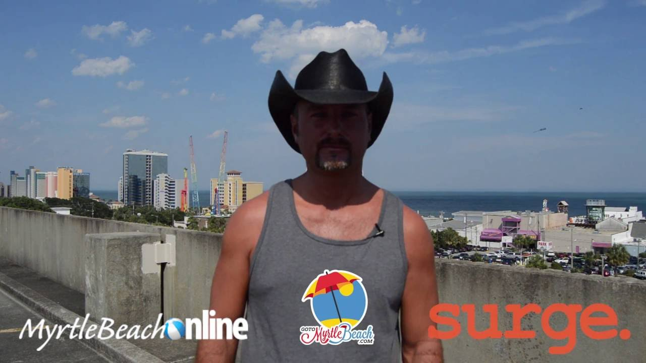 Meet Tim Mcgraws Look A Like Mitchell At Ccmf 2016 Youtube