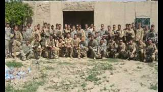 Royal Regiment of Fusiliers 10 Pl Afghanistan