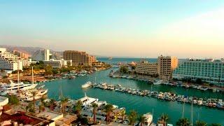 видео Где и когда лучше отдыхать в Израиле: пляжи, курорты