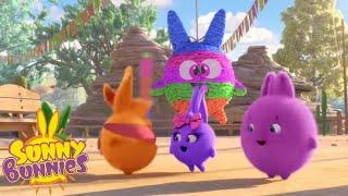 Мультфильмы для детей | Солнечные зайчики - Пиньята | Новый эпизод