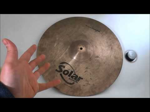 How To Clean Your Cymbals With Groove Juice Cymbal Cleaner