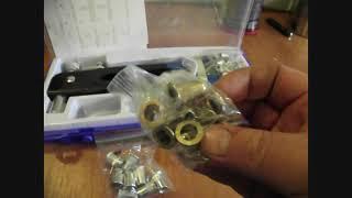 Клепольник для резьбовых заклепок с алиэкспресс