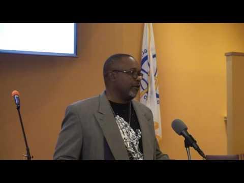Rev. Michael Booker
