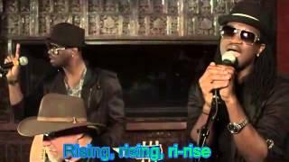 P Square - Bring it On ft. Dave Scott Video Lyrics (DJ D-BRICE)