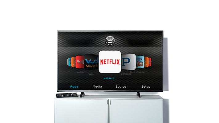 Westinghouse 55` Ultra HD 4K Smart TV with 2Year Warranty
