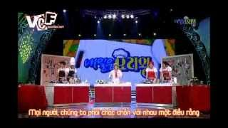 [Vietsub] All About DBSK Season II - Cooking show Part 1/3