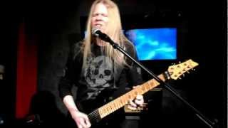 """NAMM 2013 Jeff Loomis Performing """"Jato Unit"""" Live @ Schecter Booth (HD)"""