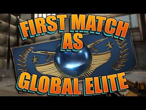 CS GO - E223 First Match As Global Elite