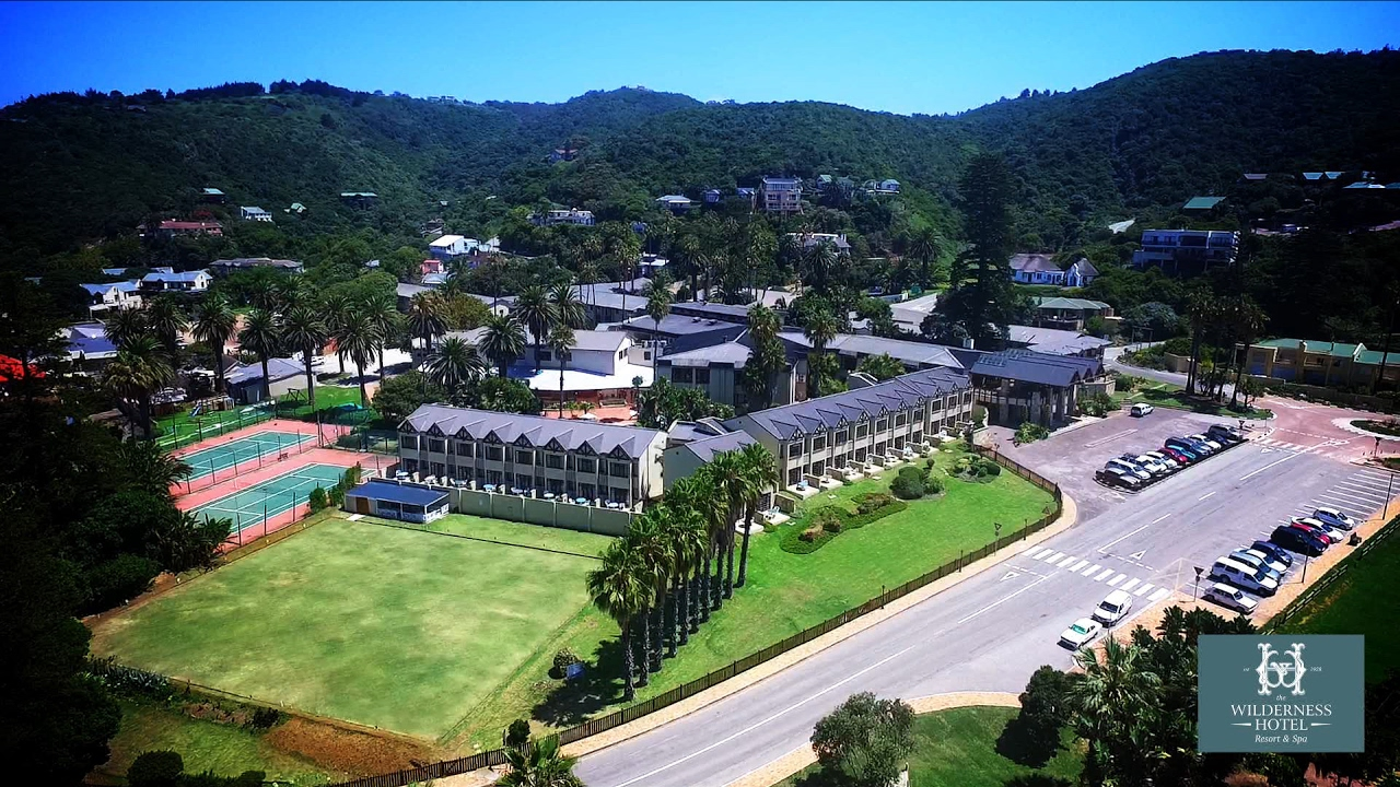 Wilderness Hotel Accommodation Garden Route South Africa - YouTube