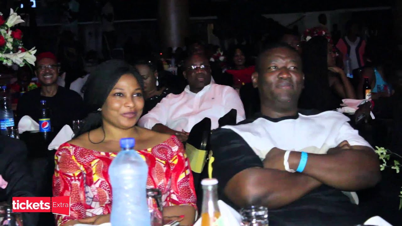 Download JULIUS AGWU'S HILARIOUS MOMENTS AT LIFE AS I SEE IT CONCERT