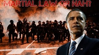 Obama to Declare Martial Law and Cancel Election....The Truth.