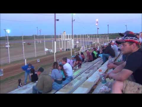 04-28-18 Stephenville 281 Speedway Heat Race