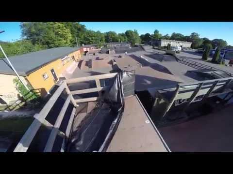 Horten Skatepark, Norway