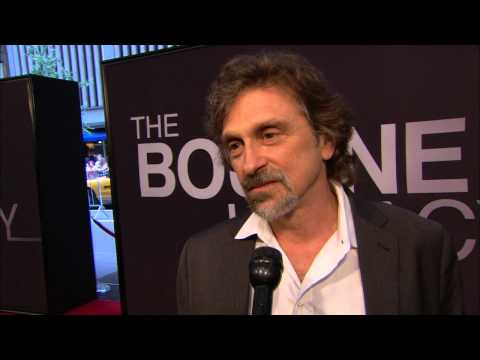 The Bourne Legacy: Dennis Boutsikaris  at World Premiere in NYC
