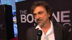 The Bourne Legacy: Dennis Boutsikaris Interview at World Premiere in NYC