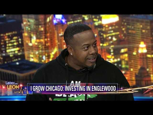 Robbin Carroll of I Grow Chicago on
