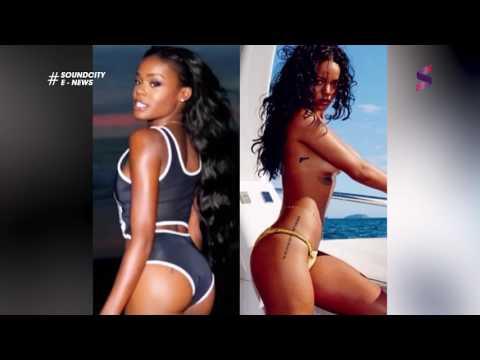 Azealia Banks and Rihanna go back and forth, feuding!