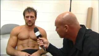 Phil Baroni whips it out for Bill Goldberg