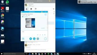 Skype for Business Top Tips: How to send an IM in Skype for Business