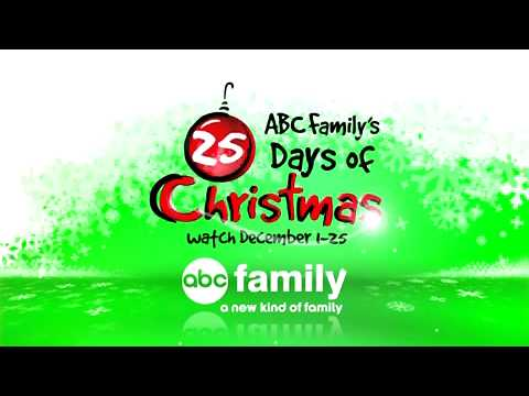 Abc Family 25 Days Of Christmas.Abc Family S 25 Days Of Christmas Brought To You By Family Dental Care