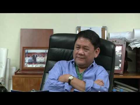 Mayor Tomas Osmeña PRESSCON 05-07-2010 (clip 1 of 3)