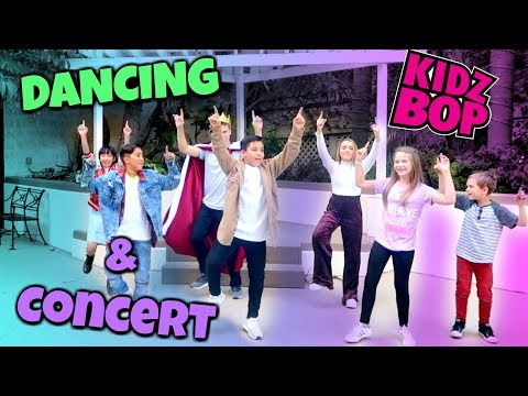 KIDZ BOP Most Embarrassing Moments Dancing with the KIDZ BOP kids 2017 Dance Concert and Interview