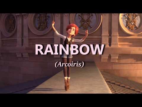 Rainbow - Liz Huett // Sub. Español // Leap! Bailarina.