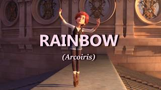 Rainbow Liz Huett Sub Español Leap Bailarina