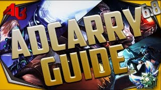 ADC Guide - Tips to Improve Playing ADCarry - League of Legends