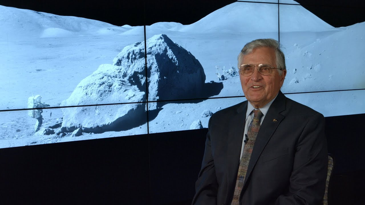 Q&A with Apollo 17's Jack Schmitt: Remembering the Past, Looking to the Future