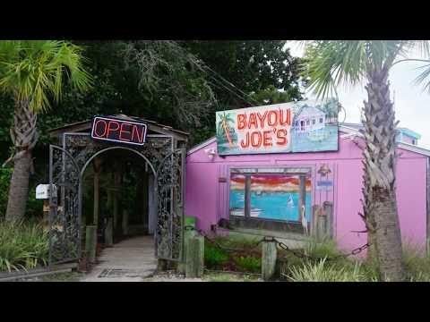 Panama City Restaurants - Bayou Joe's