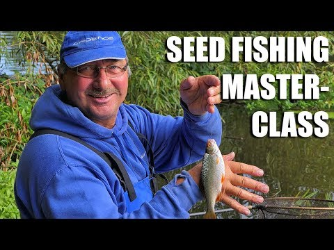 Seed Fishing Masterclass - River Aire