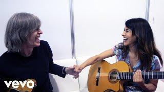 Rosalía León - Más Alto en el Estudio... ft. Mike Stern