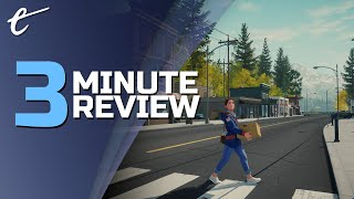 Lake | Review in 3 Minutes (Video Game Video Review)