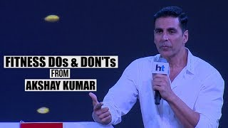 Akshay Kumar calls out 'supplement culture' in Bollywood