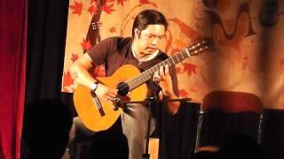 Guitarist Tuấn Khang - Quê em miền trung du, Ngày Mùa (Autumn Melody của FGC)