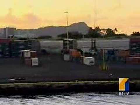 Hawaii Harbors Scheduled For Improvements