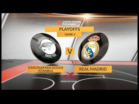 Мадридский «Реал» на выезде переиграл турецкую «Дарушшафаку»