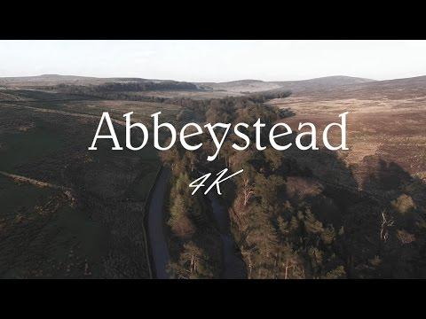DJI 3 4K: Abbeystead, Lancashire