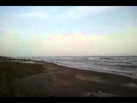 Caspian sea and Anzali tourist inn 3 hotel