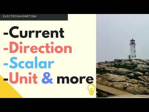 Electric Current | Hindi