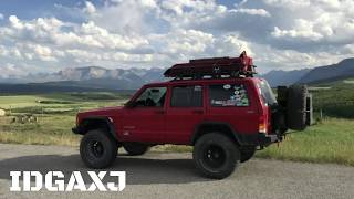 Cross Country / Road Trip - What Worked and a Few Things I would Change - Jeep Cherokee- SUV Camping