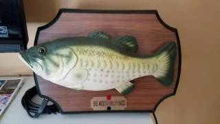 DIY Alexa Voice Service in Big Mouth Billy Bass