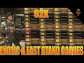 The Division - MASSIVE 62X Exotic & Last Stand Cache Opening - Skull MC Gloves, Barrett's Vest, And