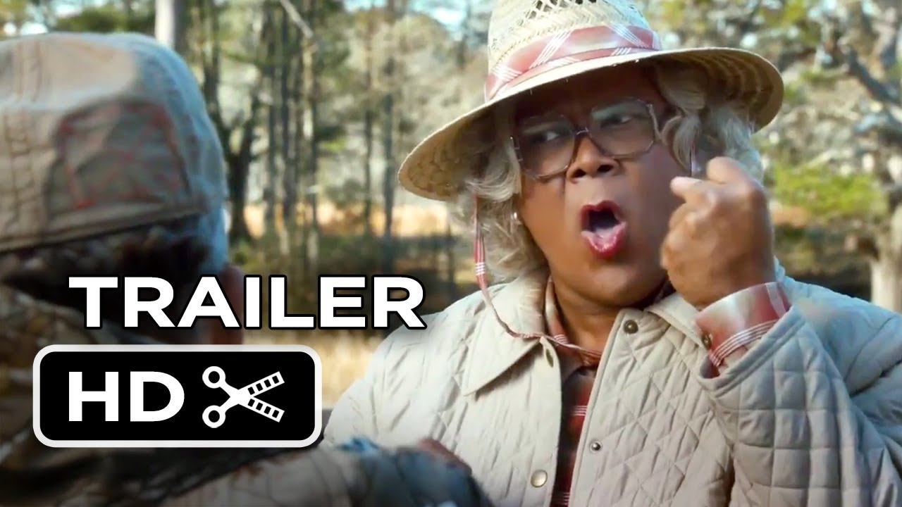 Tyler Perry's A Madea Christmas Official Trailer #1 (2013) HD