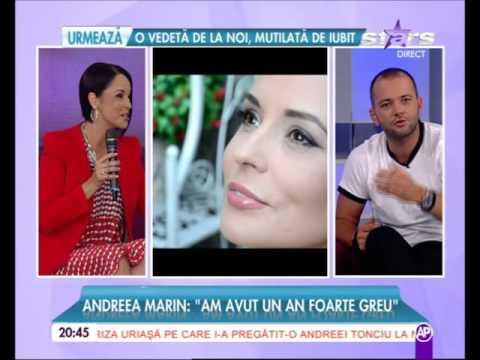 Andreea Marin la Rai da buni, Antena Stars, 05.09.2016