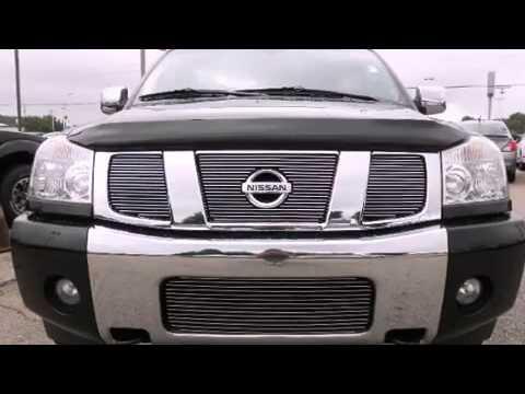 Usado 2007 Nissan Armada Para La Venta en Gainsville GA